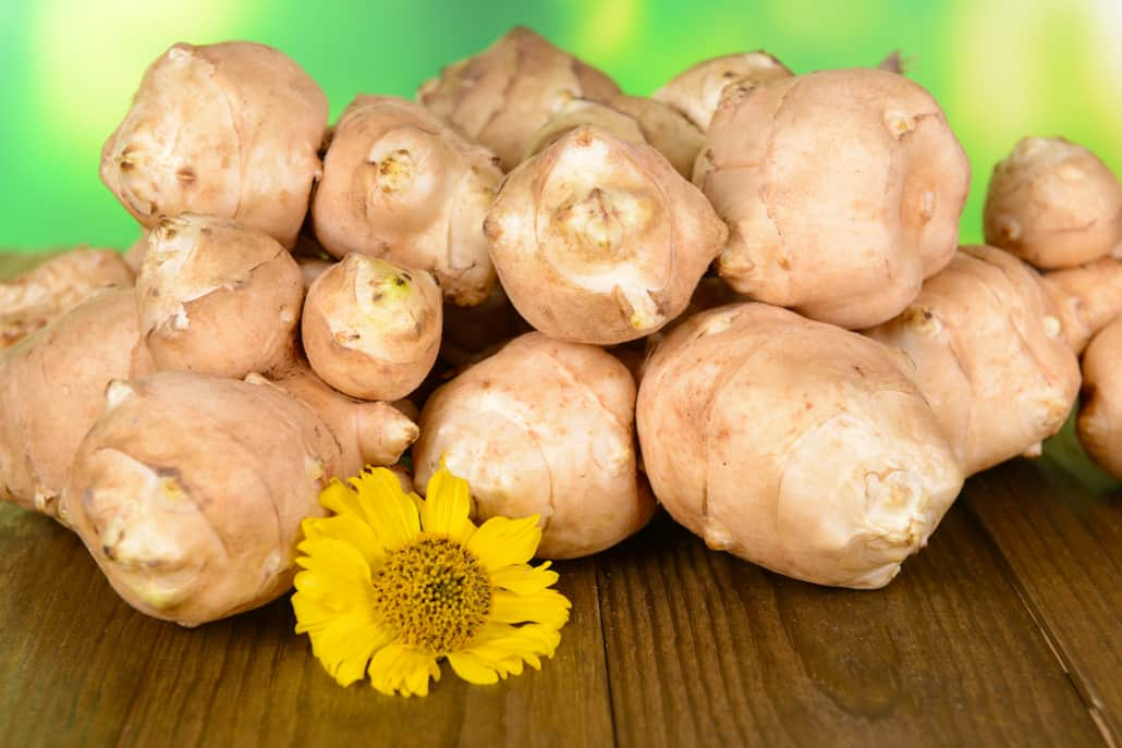 Sunchoke Recipe